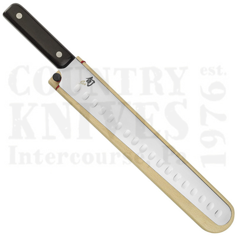 "Buy Kai  KDM0778 12"" Brisket Knife - Shun Classic at Country Knives."