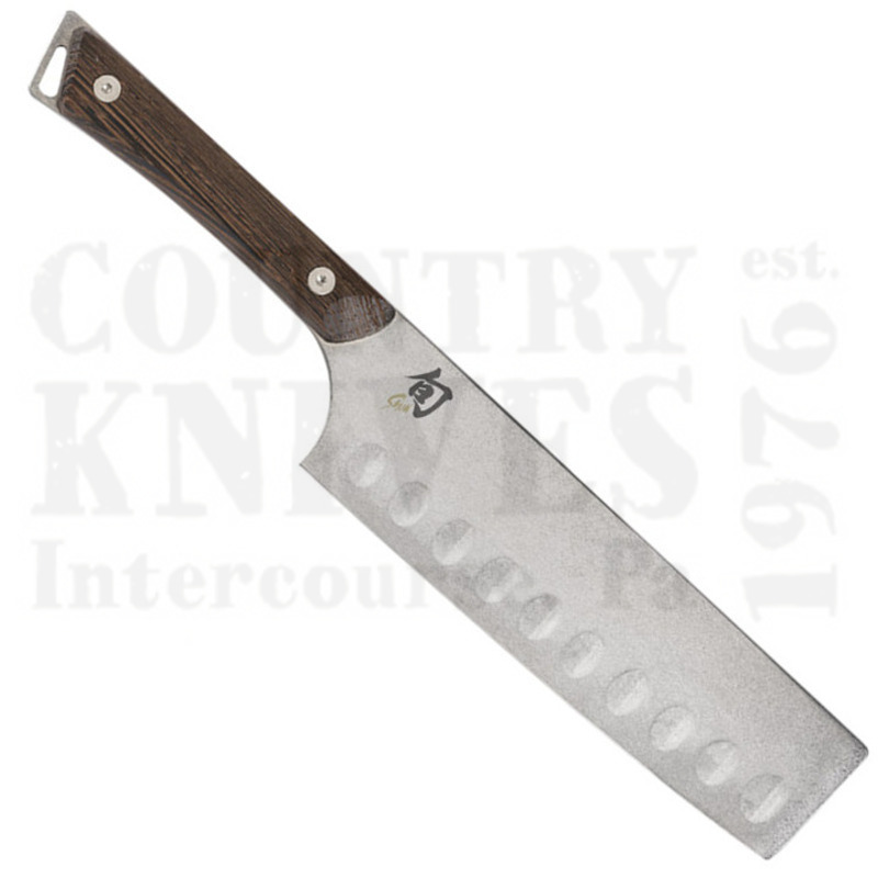 Buy Kai  KSWT0728 Granton Nakiri - Shun Kanso at Country Knives.