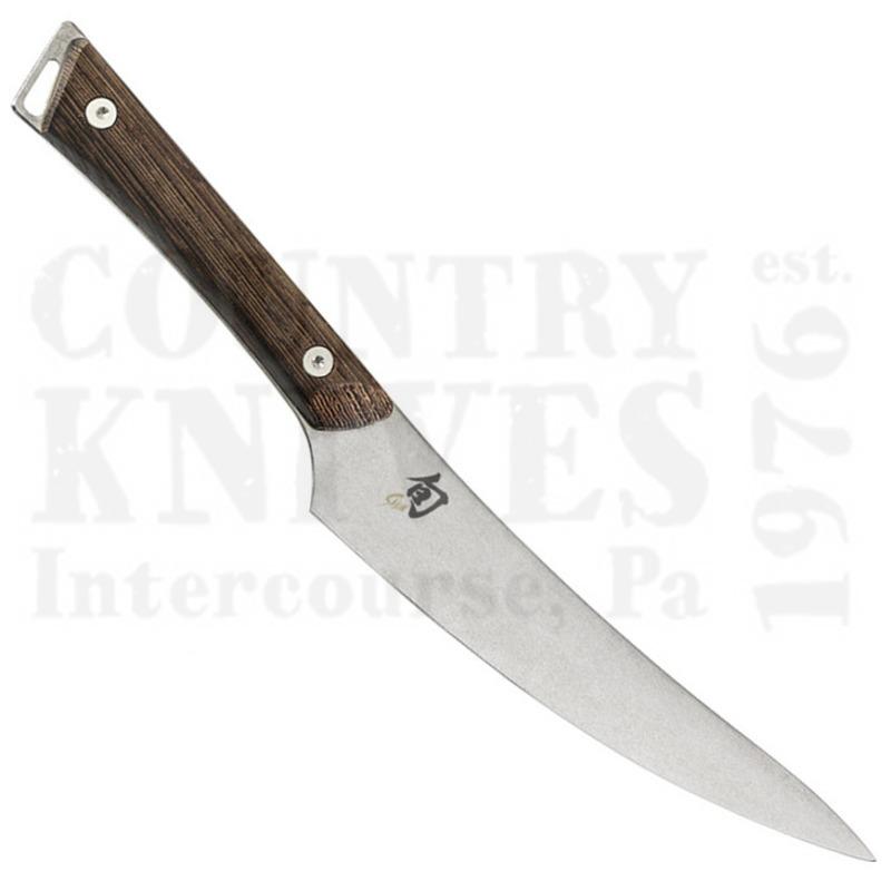 "Buy Kai  KSWT0743 6½"" Gokujo (Boning Knife / Fillet Knife) - Shun Kanso at Country Knives."