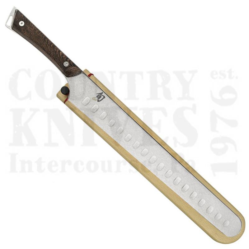 """Buy Kai  KSWT0778 12"""" Brisket Knife - Shun Kanso at Country Knives."""