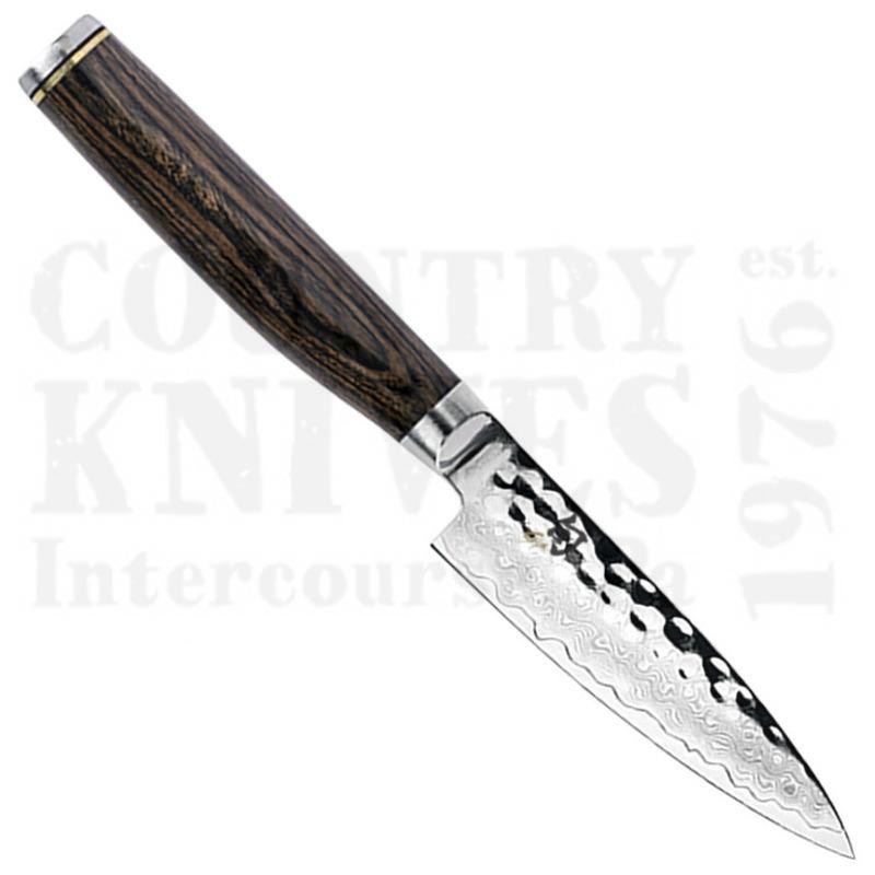Buy Kai  KTDM0700 4'' Paring Knife - Shun Premier at Country Knives.
