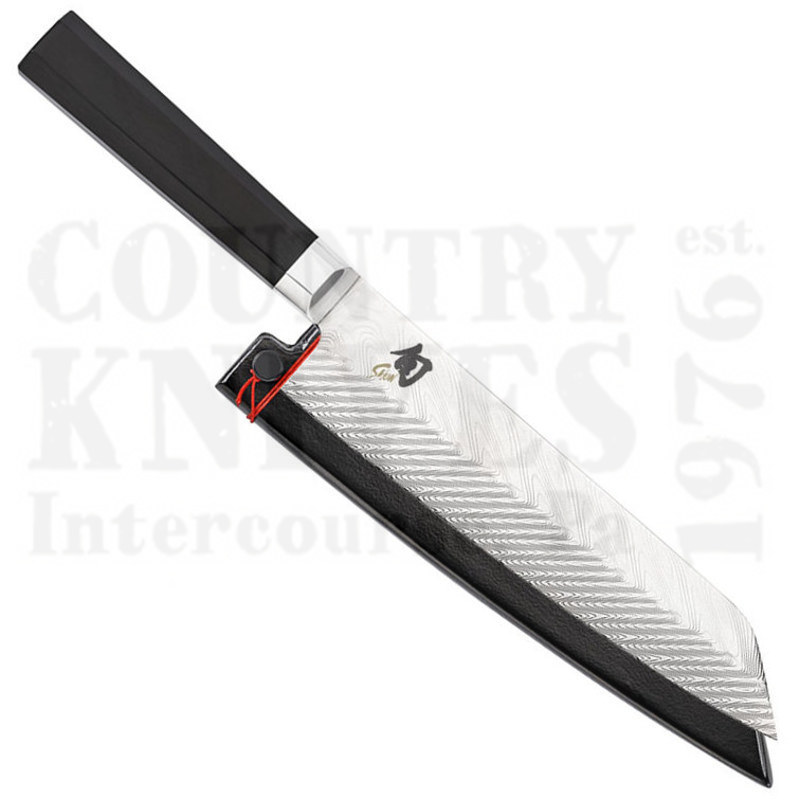 "Buy Kai  KVG0017 8"" Kiritsuke - Shun Dual-Core at Country Knives."