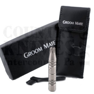 Buy Groom Mate  PHR25470 Platinum XL Plus, with Leather Pouch at Country Knives.
