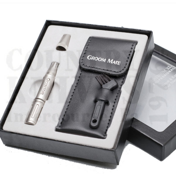 Buy Groom Mate  PHR26000 Platinum XL Professional - Nose & Ear Hair Trimmer at Country Knives.