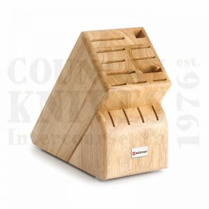 Buy Wüsthof-Trident  WT2265 Knife Block, Beech / 15 Slot at Country Knives.