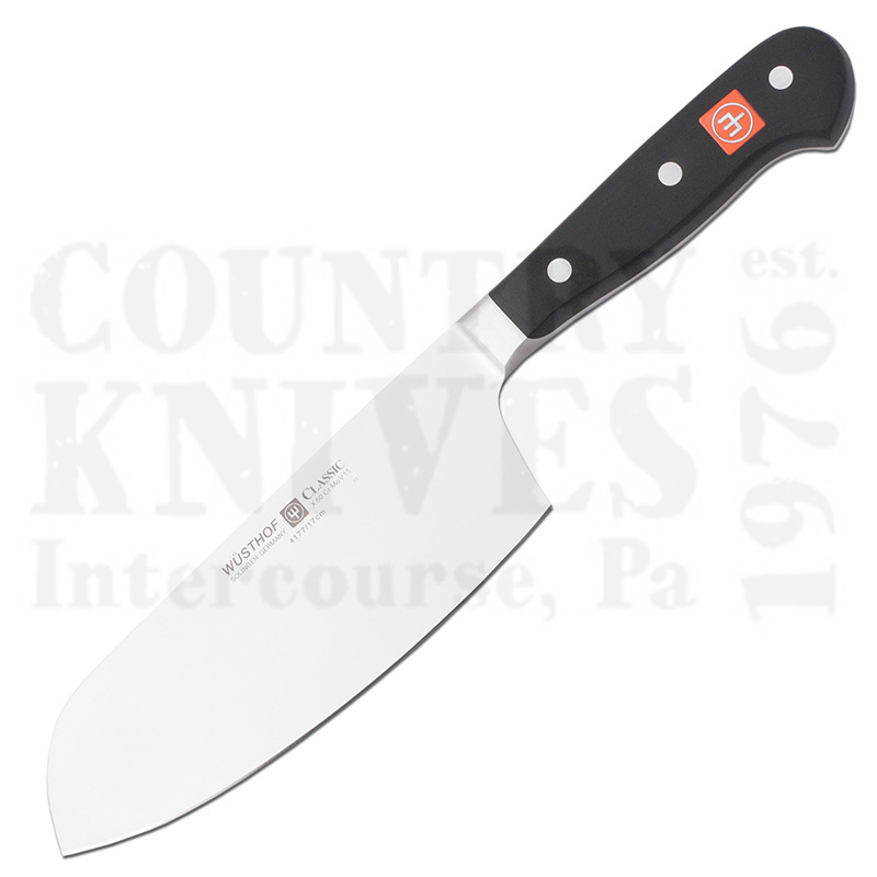 "Buy Wüsthof-Trident  WT4177-17 7"" Chai Dao - Classic at Country Knives."