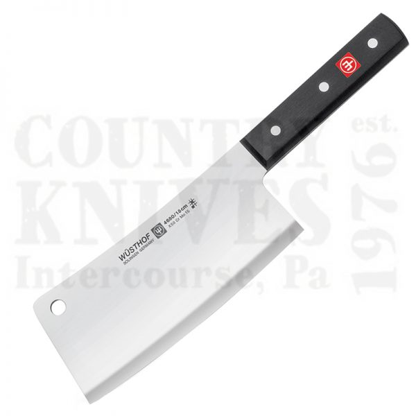 "Buy Wüsthof-Trident  WT4680-18 7"" Cleaver,  at Country Knives."