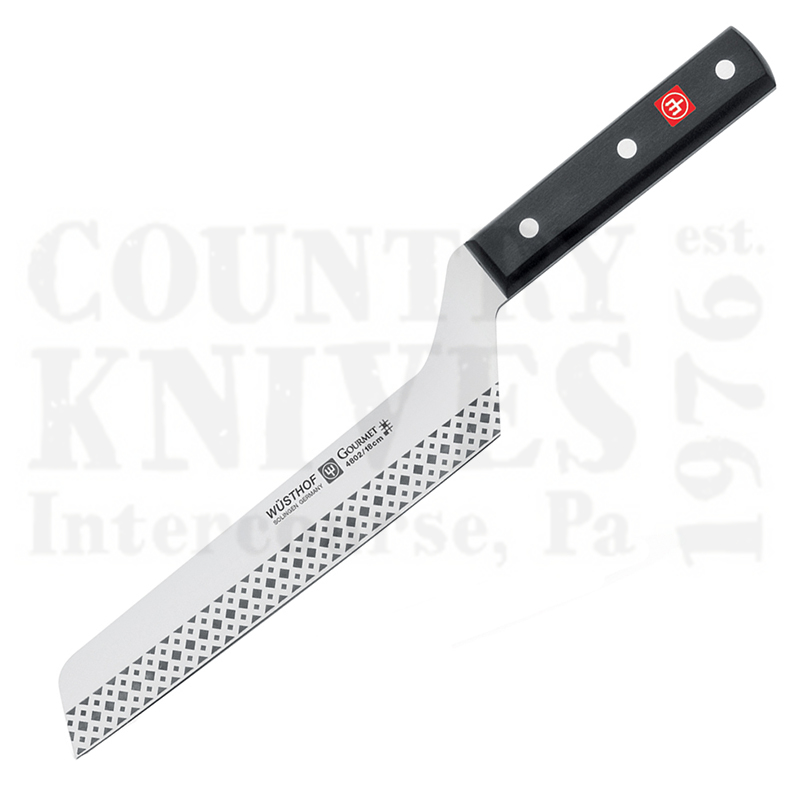 "Buy Wüsthof-Trident  WT4802 7"" Cheese Knife Knife - Gourmet at Country Knives."