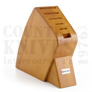 Buy Wüsthof-Trident  WT7249-2 Knife Block, Cherry / 6 Slot at Country Knives.