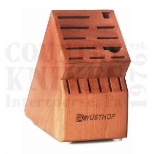 Buy Wüsthof-Trident  WT7267-2 Knife Block, Cherry / 17 Slot at Country Knives.
