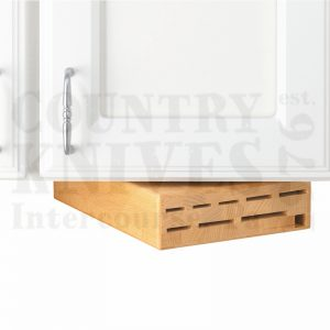 Buy Wüsthof-Trident  WT8001 Swinger - Oak / Under Cabinet at Country Knives.
