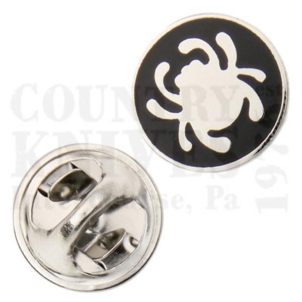 Buy Spyderco  BUGPIN Pin, Bug Logo at Country Knives.