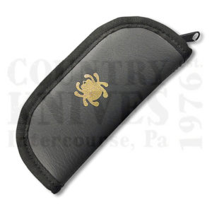 Buy Spyderco  C12C Zippered Pouch, Large at Country Knives.