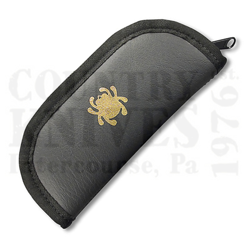 Buy Spyderco  C12C Zippered Pouch - Large at Country Knives.