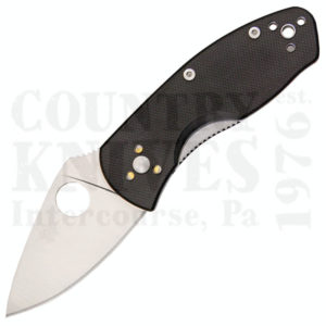 Buy Spyderco  C148GP Ambitious, PlainEdge at Country Knives.