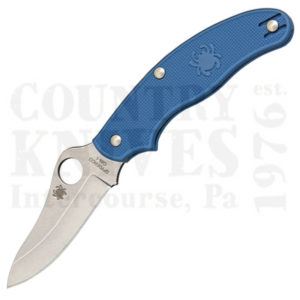 Buy Spyderco  C94PBL3 UK Pen - Lightweight, BLUE FRN / PlainEdge at Country Knives.