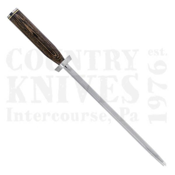 "Buy Kai  KTDM0790 9"" Combination Honing Steel, Shun Premier at Country Knives."
