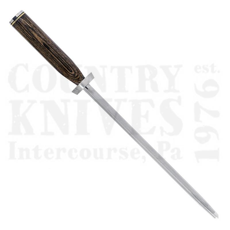 "Buy Kai  KTDM0790 9"" Combination Honing Steel - Shun Premier at Country Knives."