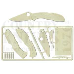 Buy Spyderco  PLKIT1 Delica4, Plastic Kit at Country Knives.
