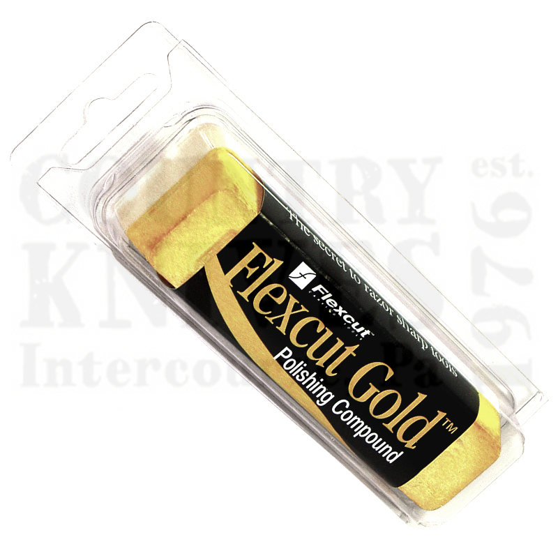 Buy Flexcut  PW11 Flexcut Gold - Polishing Compound at Country Knives.