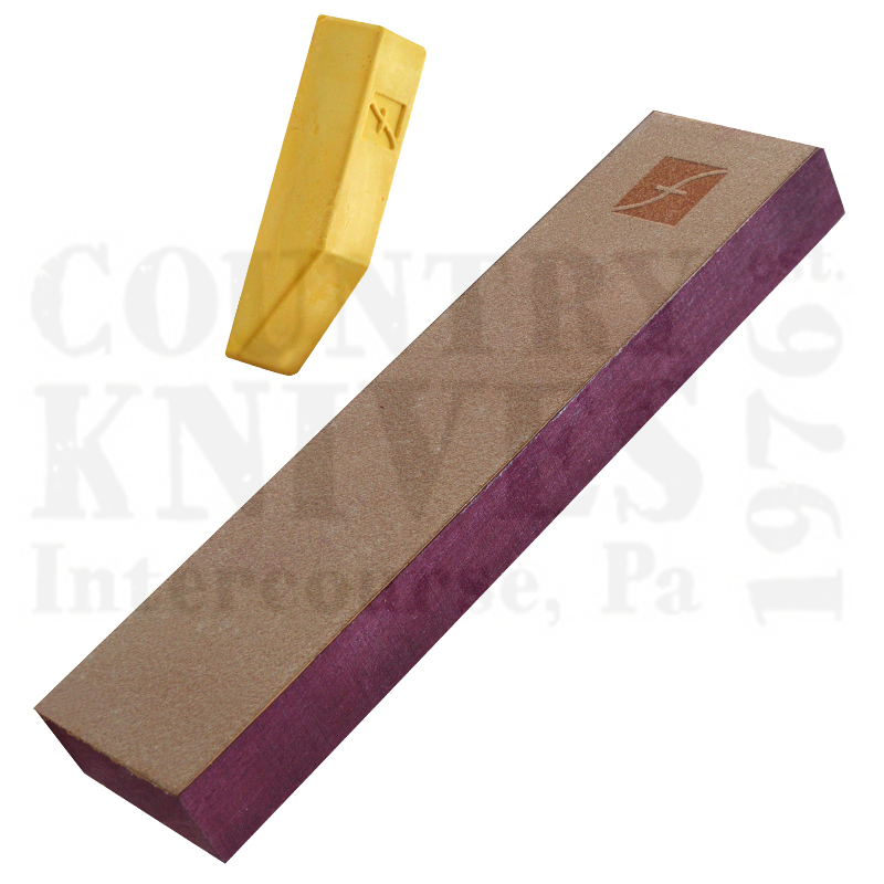 Buy Flexcut  PW14 Knife Strop - with Gold Polish at Country Knives.
