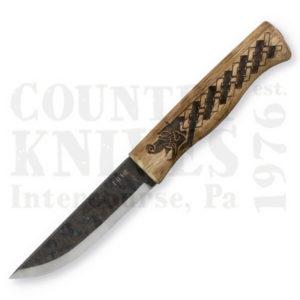 Condor Tool & KnifeCTK1021-3.8HCNorse Dragon Knife –  Leather Sheath