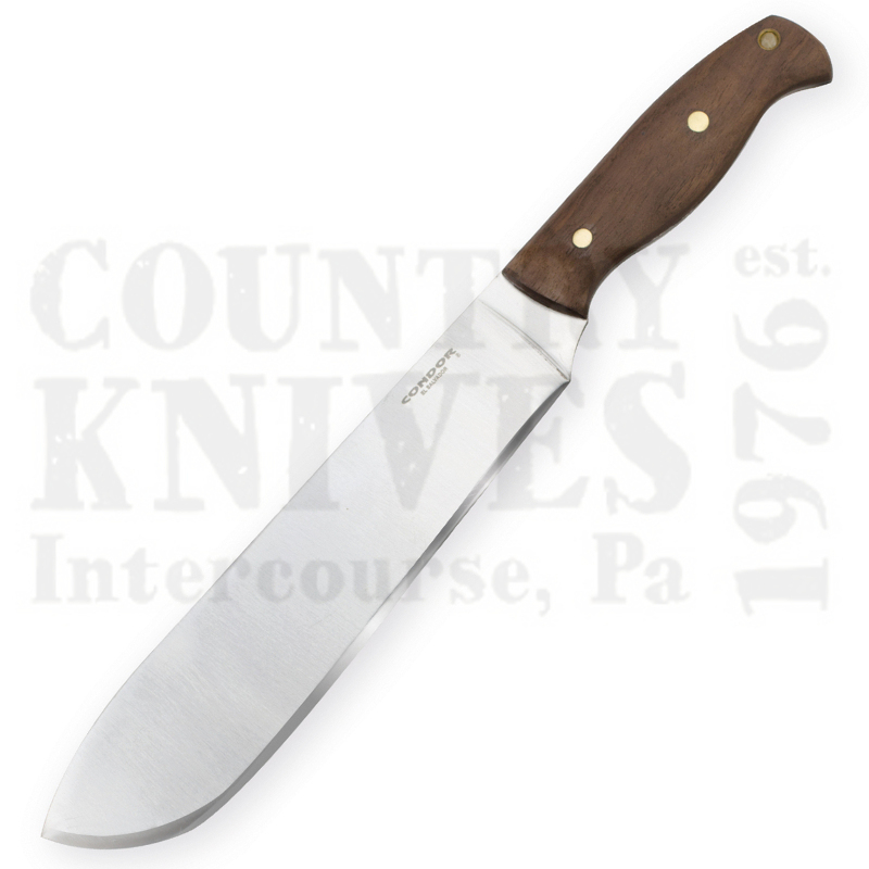 Buy Condor Tool & Knife  CTK3928-9.8HC Ironpath Knife -  Leather Sheath at Country Knives.