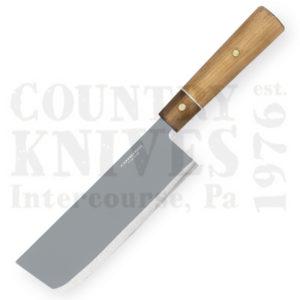 Buy Condor Tool & Knife  CTK5001-7.0 Kondoru Kitchen Nakkiri Knife, with Leather Sheath at Country Knives.