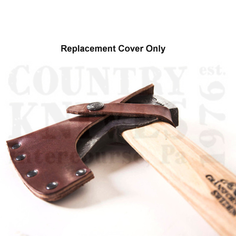Buy Gränsfors Bruk  GBA415-S Replacement Sheath for Wildlife Hatchet -  at Country Knives.
