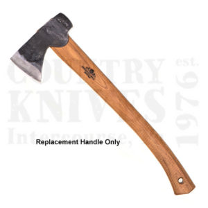 Buy Gränsfors Bruk  GBA418-H Replacement Handle for Hunter's Axe,  at Country Knives.
