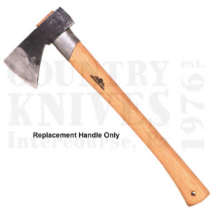 Buy Gränsfors Bruk  GBA425-H Replacement Handle for Outdoor Axe,  at Country Knives.