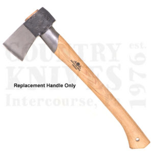 Buy Gränsfors Bruk  GBA439-H Replacement Handle for Small Splitting Hatchet,  at Country Knives.