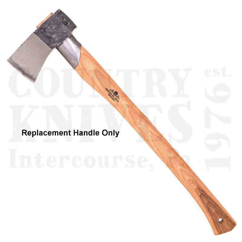 Buy Gränsfors Bruk  GBA441-H Replacement Handle for Small Splitting Axe -  at Country Knives.