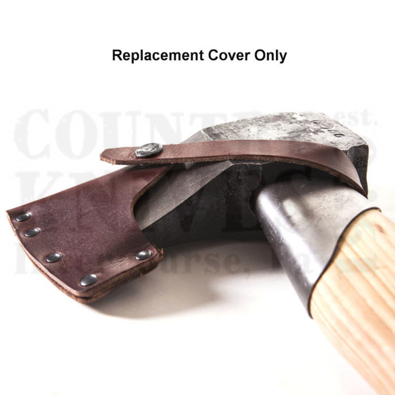 Buy Gränsfors Bruk  GBA442-S Replacement Sheath for Large Splitting Axe -  at Country Knives.