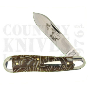 Buy Great Eastern Tidioute GE-562118PA Single Blade Bird Dog, Pheasant Feather Acrylic at Country Knives.