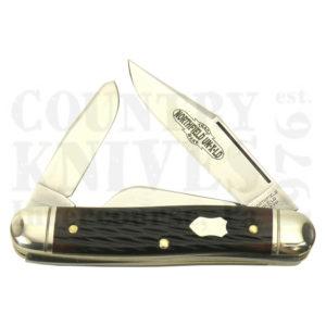 Buy Great Eastern Northfield GE-661317GB Calf Roper, Hemlock Green Bone at Country Knives.