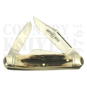 Buy Great Eastern Northfield GE-661317SS Calf Roper, Sambar Stag at Country Knives.