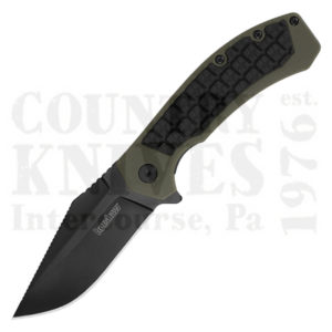 Buy Kershaw  K8760 Faultline - O.D. Green FRN at Country Knives.