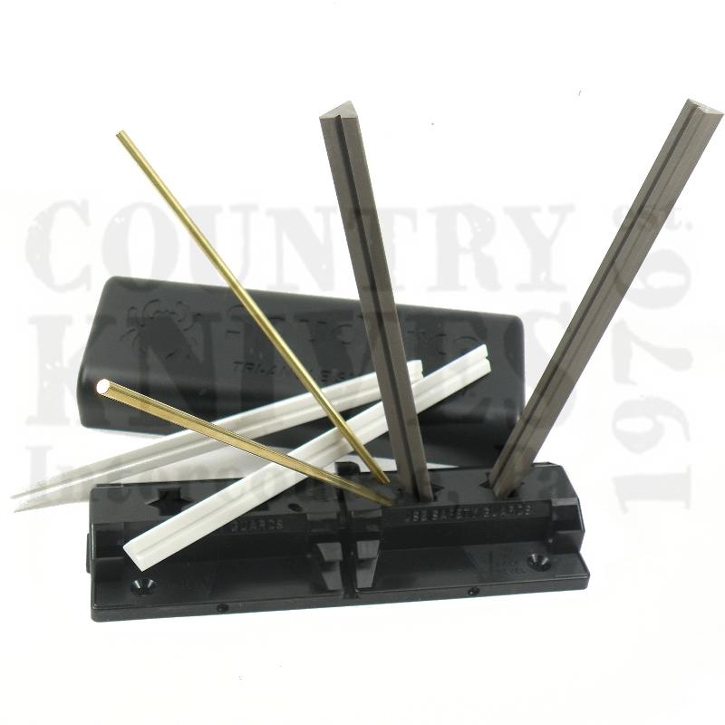 Spyderco 204mf Tri Angle Sharpmaker Sharpening System