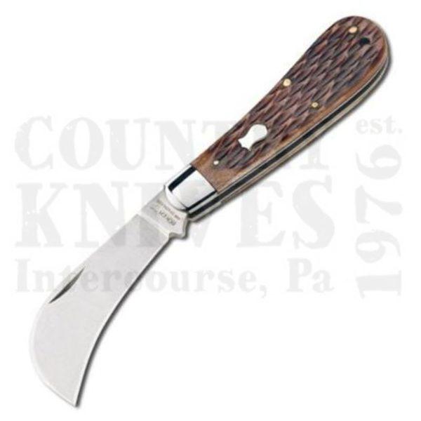 Buy Böker Böker Plus B-01BO207 Hawkbill, Brown Bone at Country Knives.