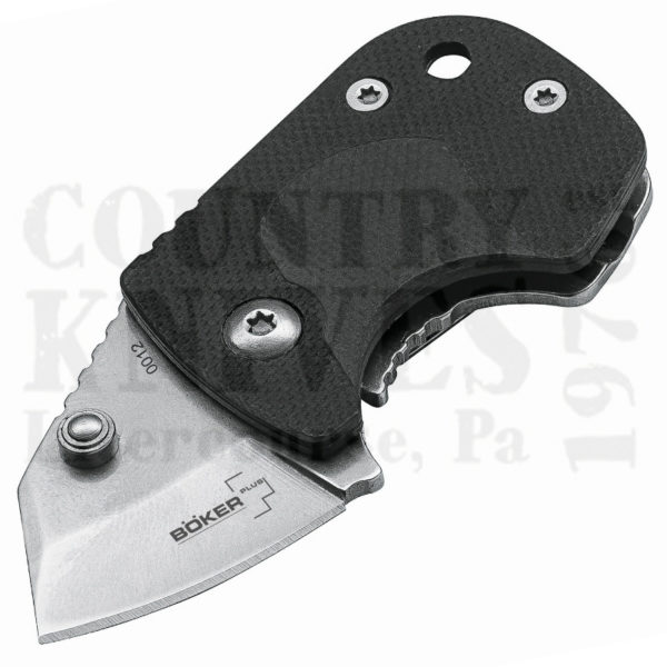 Buy Böker Böker Plus B-01BO573 DW-1 - Black Zytel at Country Knives.