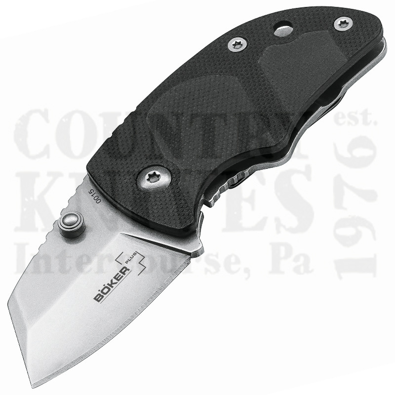 Buy Böker Böker Plus B-01BO574 DW-2 - Black Zytel at Country Knives.