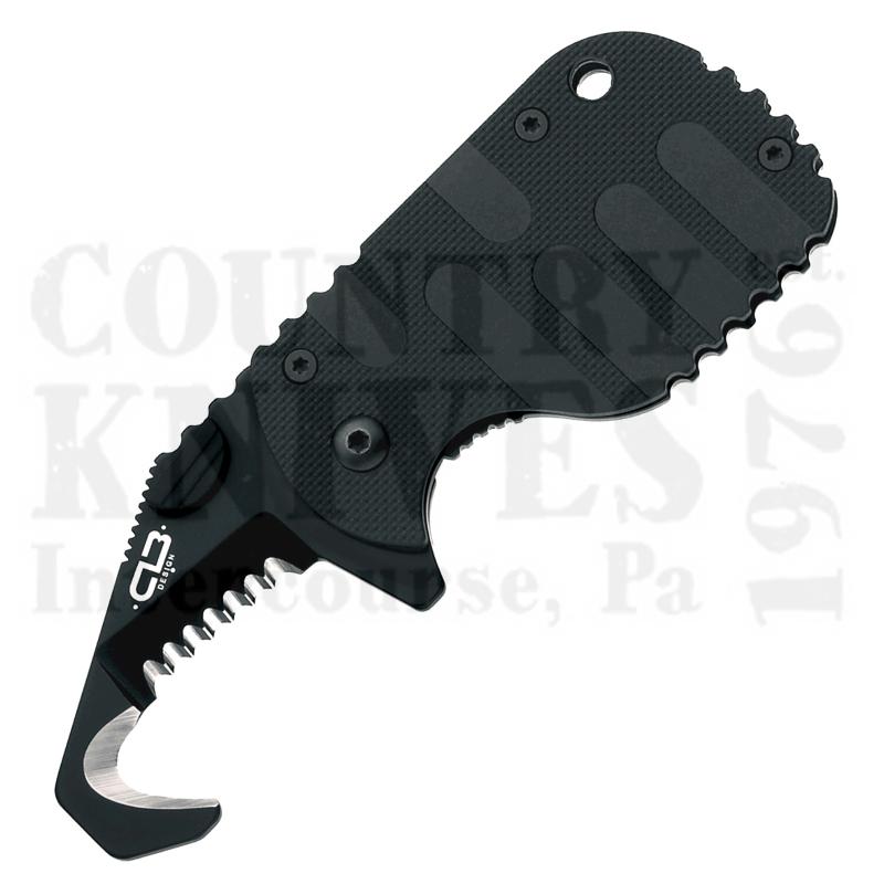 Buy Böker Böker Plus B-01BO583 ResCom - All Black at Country Knives.