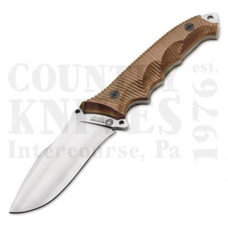 Buy Böker Böker Arbolito B-02BA316W Buffalo Soul 42 - Guayacan Ebony at Country Knives.