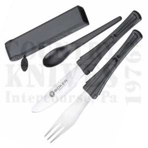 Buy Böker Böker Plus B-03BO0800 SnacPac, Travel Set at Country Knives.