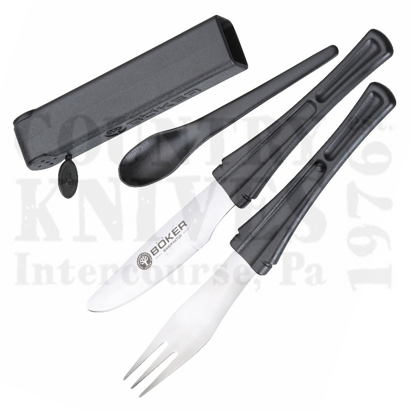 Buy Böker Böker Plus B-03BO0800 SnacPac - Travel Set at Country Knives.