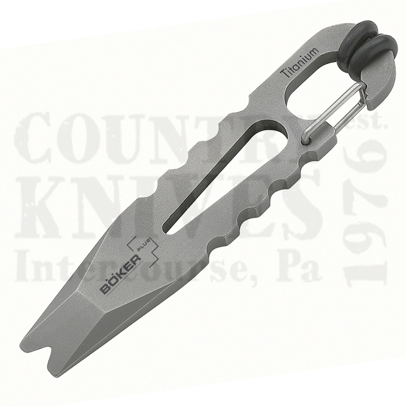 Buy Böker Böker Plus B-09BO310 Vox Access Tool - Titanium at Country Knives.