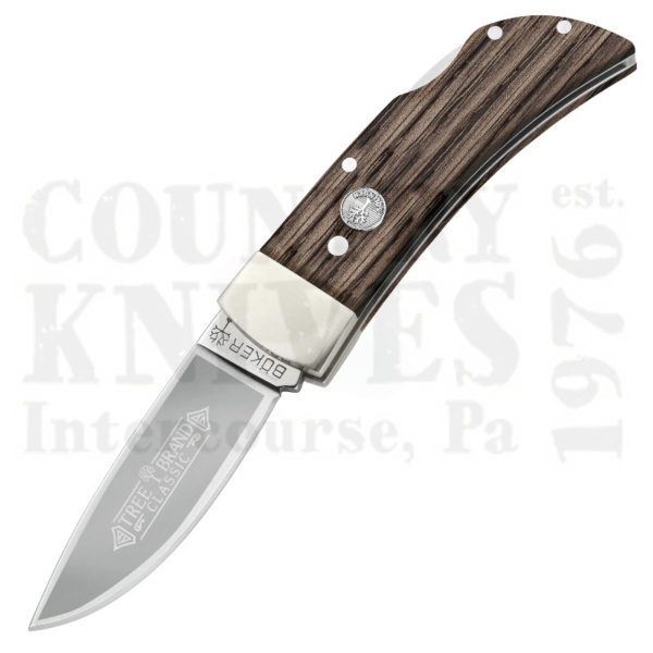 Buy Böker  B-111007OT Small Lockback, Golden Oak at Country Knives.