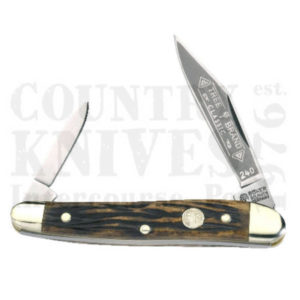 Buy Böker  B-240GRC Serpentine, Grand Canyon Bone at Country Knives.