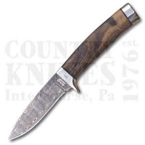 Buy Böker  B-588DAM Hunter, Ziracote at Country Knives.